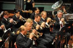 RASWA Brass performing