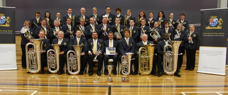 Canning City Brass Band