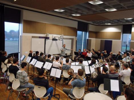 NABFest - Rehearsal 2