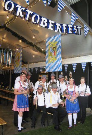 Oktoberfest gig 2017